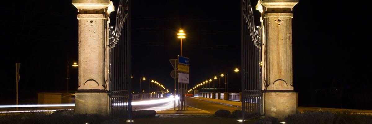 Netzbau und Beleuchtungsanlagen