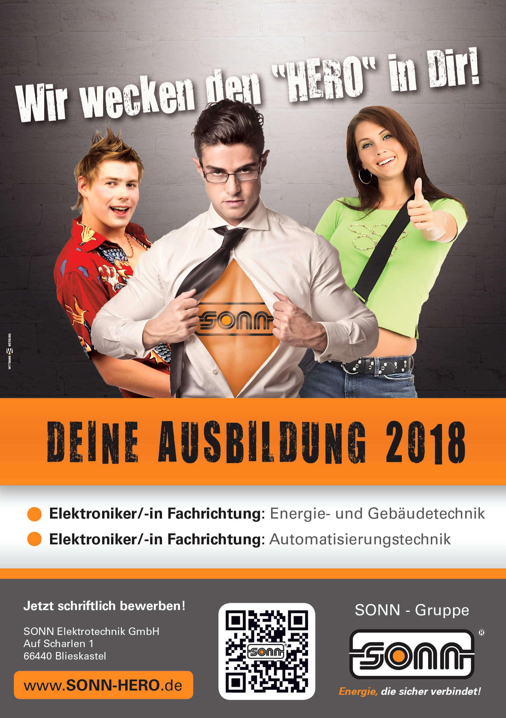 Ausbildung Sonn 2018